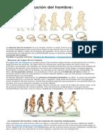Origen y evolución del hombre.docx