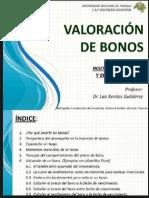 Fundamentos de Los Bonos