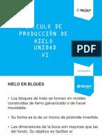 U6_Calculo de Producción de Hielo