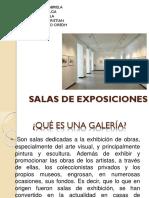 Salas de Exposiciones