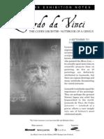 Leonardo Da Vinci - Notas Sobre Su Codex Leicester