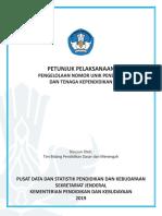 PETUNJUK PELAKSANAAN PENGELOLAAN NUPTK.pdf
