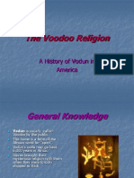 The Voodoo Religion by Sarah Moje