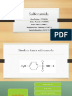 Sulfonamida-1