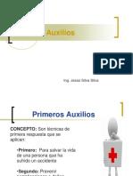 PRIMEROS AUXILIOS - 2