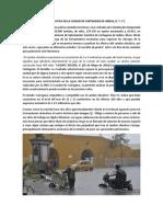 Cambio Climatico en La Ciudad de Cartagena de Indias