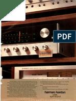 Vintage Stereo Catalog1975