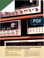 Vintage Stereo Catalog1978