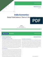 India Economics -Global Trade Thematic-020419