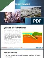 Sismos y Tsunami
