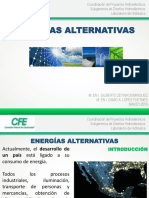 Energías Alternativas - CFE