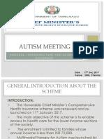 Autism Presentation