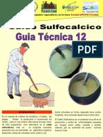 Sulfocálcico Vegetable 12