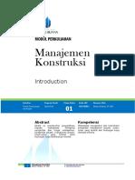 Modul1 Manajemen Konstruksi Elhazri