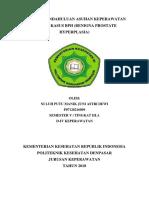 LAPORAN PENDAHULUAN ASUHAN KEPERAWATAN DENGAN KASUS BPH.docx