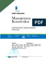 Modul3 Manajemen Konstruksi Elhazri
