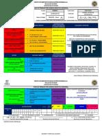 Rubrica de Evaluacion de Ejercicios de Frances Unimac