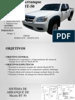 Electricidad Automotriz Mazda BT 50