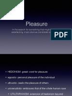 Ethics Chapter 6 Pleasure (1)