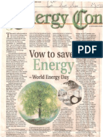 Energy Conserve EcoTimes 12-Dec-2008