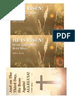 Easter Verses