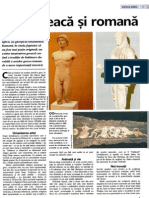 Arta greaca si romana