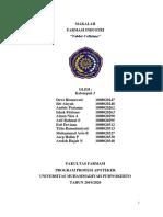 MAKALAH FARMASI INDUSTRI KELOMPOK 3 (CEFIXIME).docx