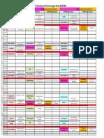 Jadwal Perkuliahan Sasing Genap 2018-2019 (Januari 2019) (1)