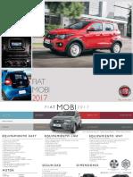 2017 Fiat Mobi - Ficha