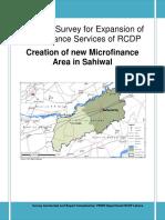 Baseline Survey for Sahiwal.pdf