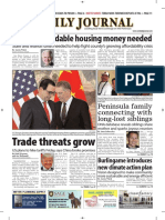 San Mateo Daily Journal 05-07-19 Edition