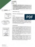Resolución n.°43 del 13/03/2019 de la Subdere