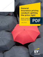 General Insurance Pricing