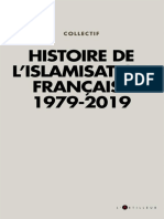 Histoire de islamisation francaise