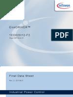 Single IGBT Driver IC 1ED020I12-F2