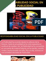 Responsabilidad Social en La Publicidad