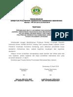 Pengumuman Perubahan Tarif Dan Jadwal