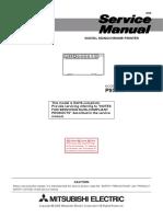 Mitsubishi p95dw Digi Monochrome Printer