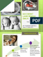 BAYI BERAT LAHIR RENDAH (BBLR).pptx