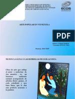 Arte Popular en Venezuela
