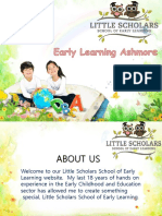 Early Learning Ashmore - Little Scholars