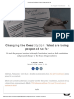 Changing the Constitution_ What are being proposed so far.pdf