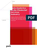 Data Analytics Financial Services