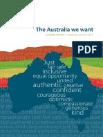 Australia We Want Second Report ONLINE