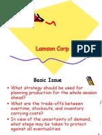 lamson corp