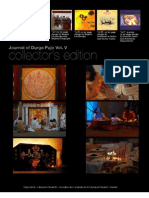Journal of Durga Pujo Collector's Edition Vol V.