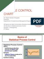 TQM-I 06 Variable Control Chart