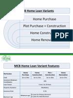 MCB Home Loan