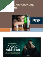 Alcohol Addiction and Treatment