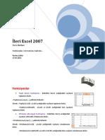 DersNotu Excel2007